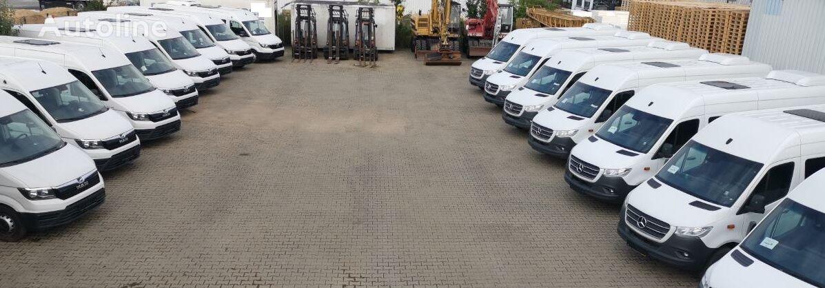 MERCEDES-BENZ Sprinter 516 CDI Kleinbus 19+1 Sitzplätze + GARANTIE  Kleinbus