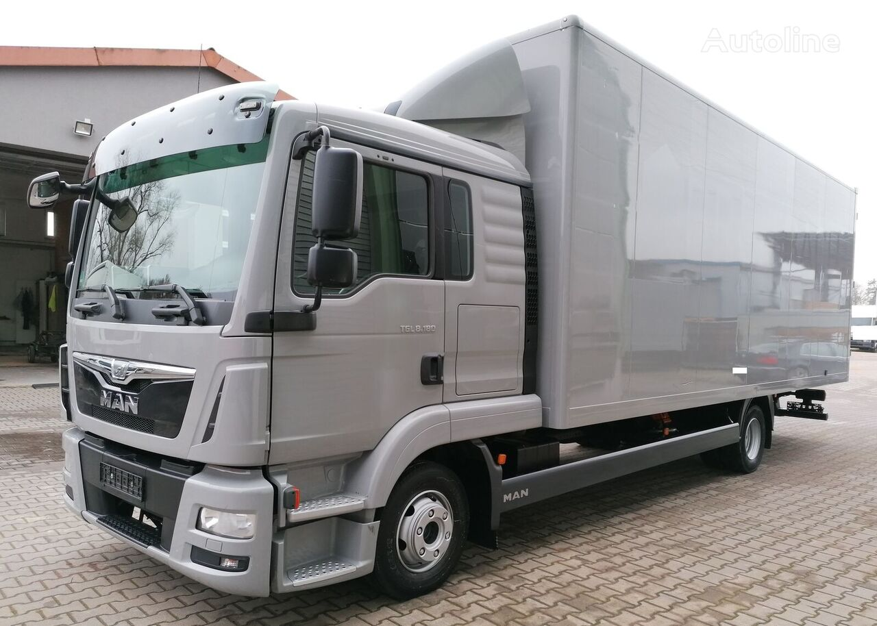 MAN TGL 8.180 4x2 Möbelkoffer 6-Sitzer (15) Koffer-LKW