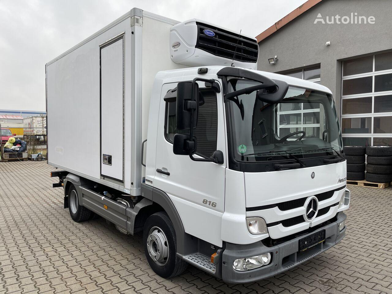 MERCEDES-BENZ Atego 816 Kühlkoffer 4x2 Euro5 Kühlkoffer LKW