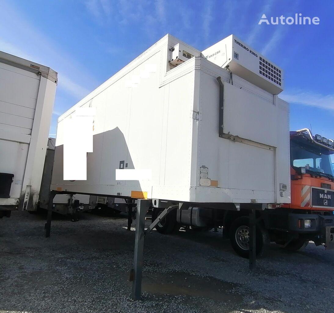 kontainer berpendingin yang bisa dilepas SCHMITZ CARGOBULL WKO Kühlkoffer Thermoking WKD-II-SR