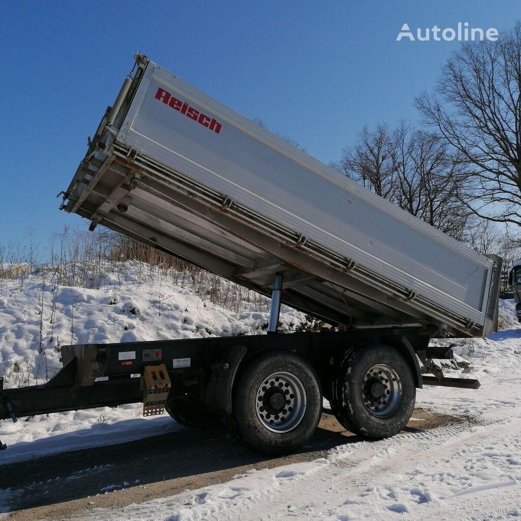 REISCH RTDK-18  tippvagn trailer